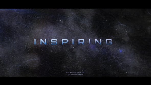 Videohive Passion Inspiring Title 25174723