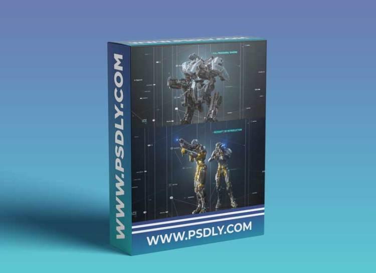 3D Rendering for VFX & Games – Ultimate Online Course