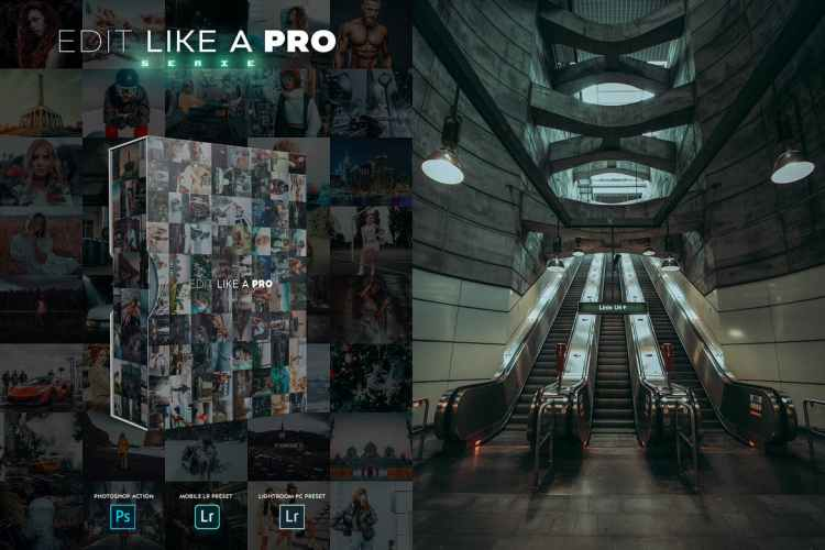 Edit Like A PRO 44th - Photoshop & Lightroom