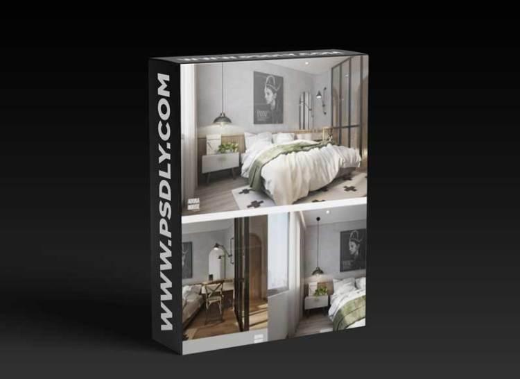 Bedroom Scene 55