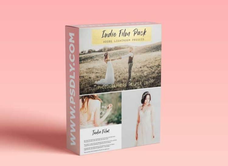 CM - Indie Film LR Preset Pack 2379941
