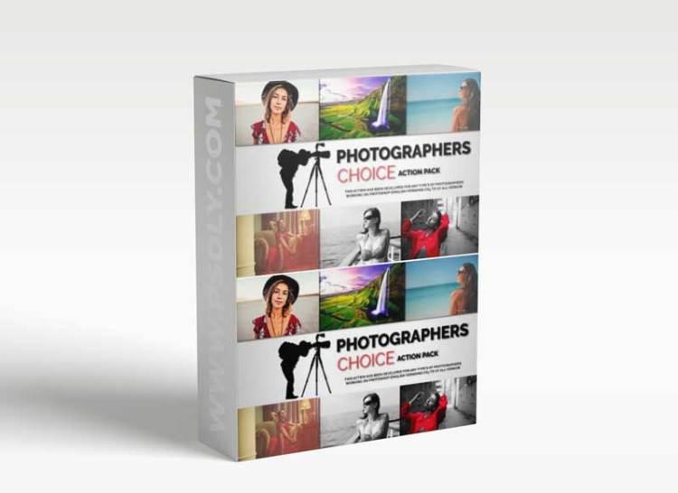 CM - Photographers Choice Action's Pack 2457457