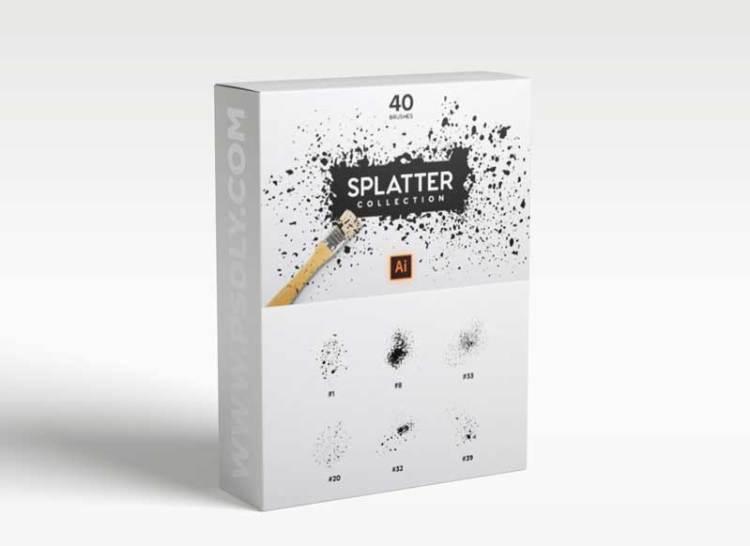 CM - Splatter Collection 2520106