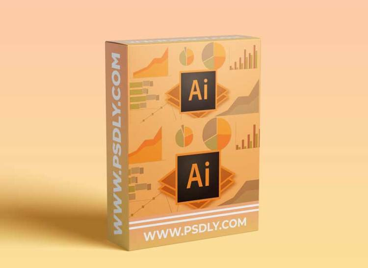 Create Infographic Charts with Adobe Illustrator