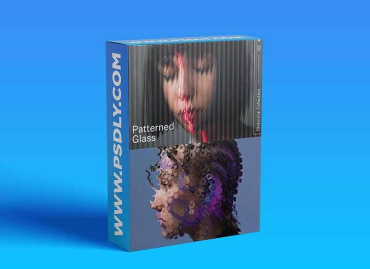 CreativeMarket - Distortion Collection 02 5824173