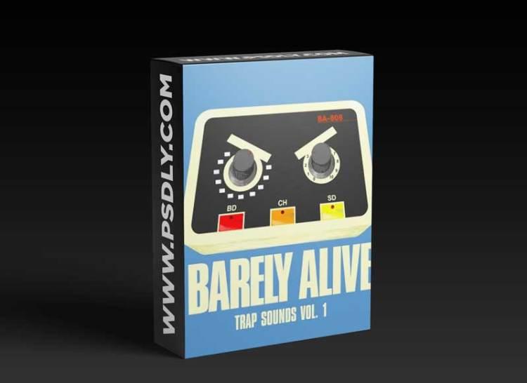 Disciple Samples Barely Alive Trap Sounds Vol 1 WAV