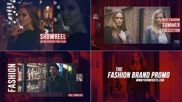 Videohive Fashion Brand Promo 21851140