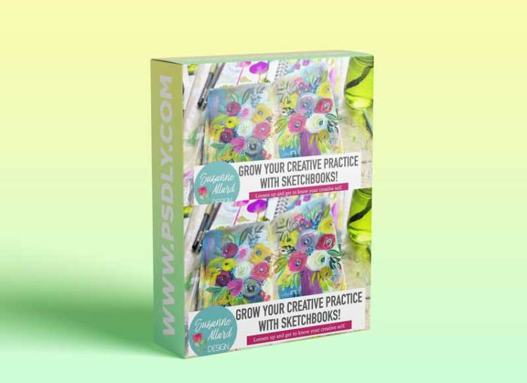 Grow Your Creative Practice with Sketchbooks!