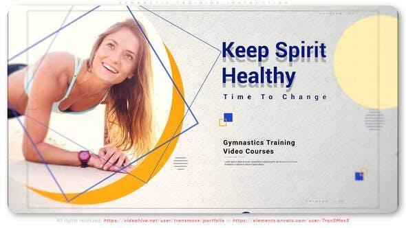 Videohive Gymnastics Training Instruction 31676742