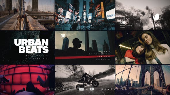 Videohive Urban Beats 31700560