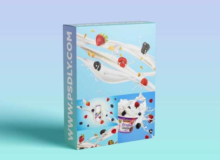 Photigy - Making an Advertisement for Food Company: Wildberry Splash