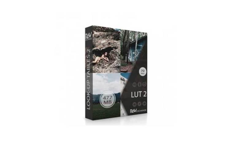 RawExchange LUT 2 - 70 Luts