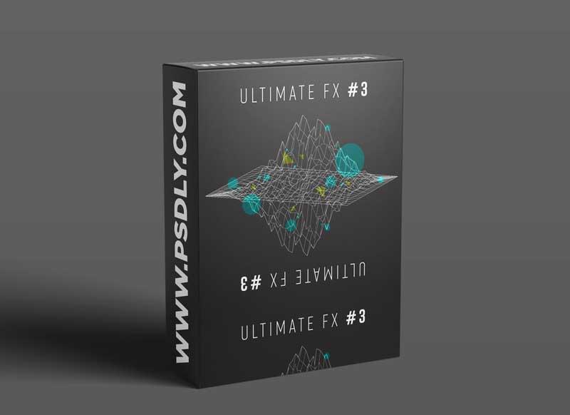 Sonic Academy Ultimate FX 3 WAV
