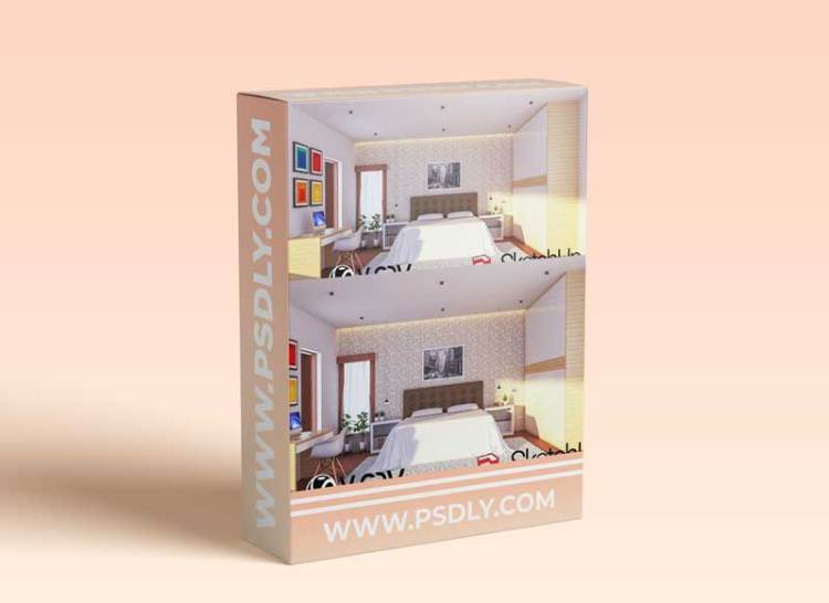 The Complete Sketchup & Vray Course for Interior Design