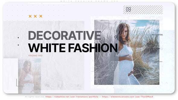 Videohive White Fashion Promo v02 31751771