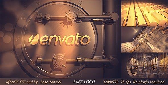 Videohive Safe Logo 6132535
