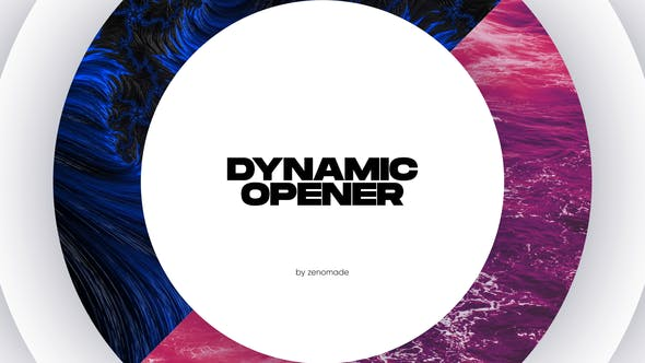 Videohive Dynamic Opener 31696587