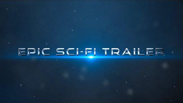 Videohive Epic Sci-Fi Trailer 19331158