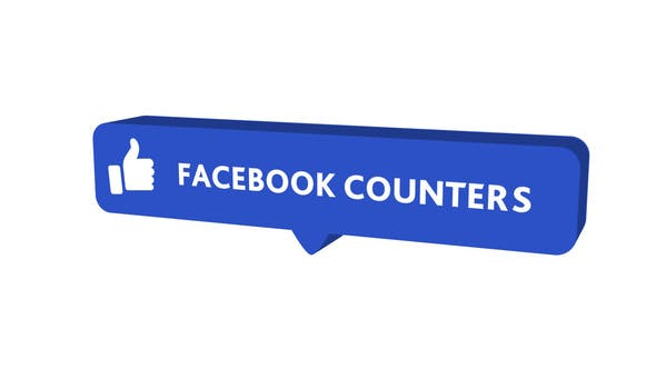 Videohive Facebook Counter Pack 24683929