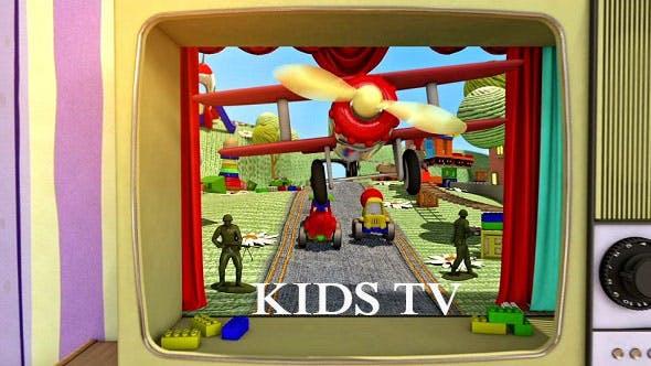 Videohive Kids TV 20494544