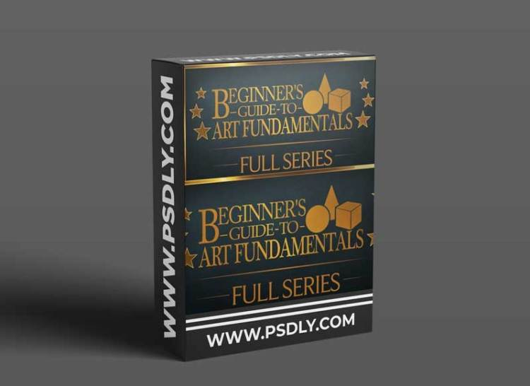 Gumroad - Forrest Imel - Beginner's Guide to Art Fundamentals Full Series