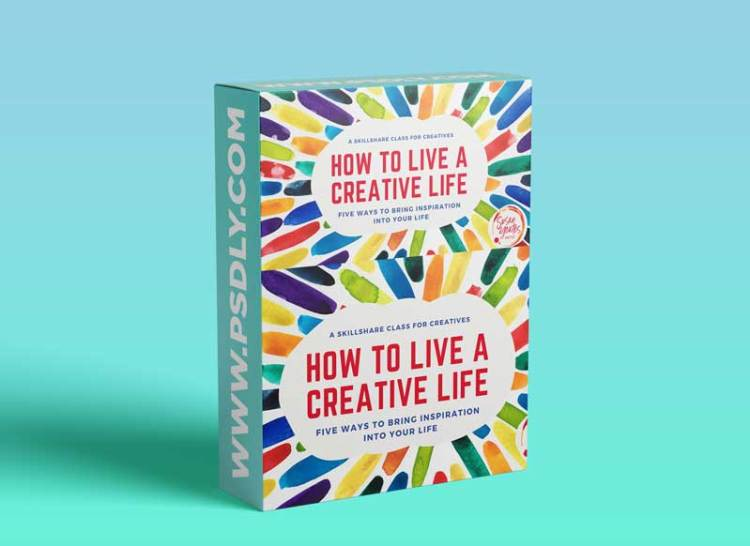How to Live a Creative Life - 5 Ways to Bring Inspiration into Your Life!