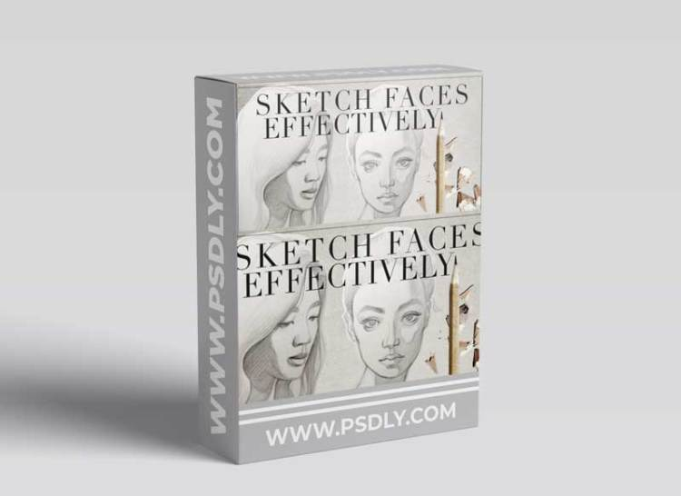 Sketch Simple and Elegant Portraits Effectively With a Pencil