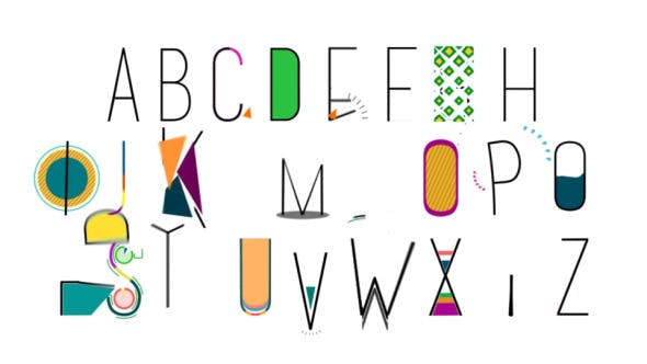 Videohive Alphabet 6253701