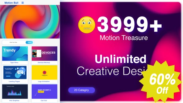 Videohive Motion Treasure 24921003