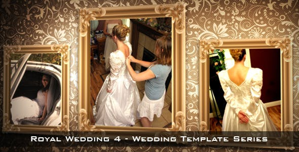 Videohive Royal Wedding 4 3023716