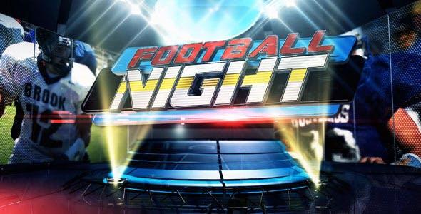 Videohive Sport Night Opener 3361246