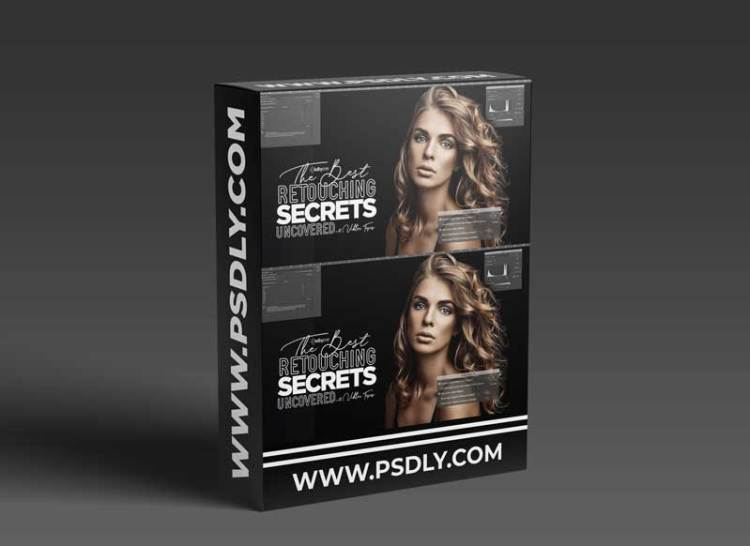 The Best Retouching Secrets Uncovered with Viktor Fejes