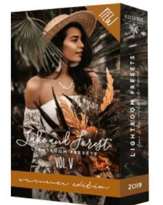 Vicky Baumann - Lake and Forest Presets Vol. V