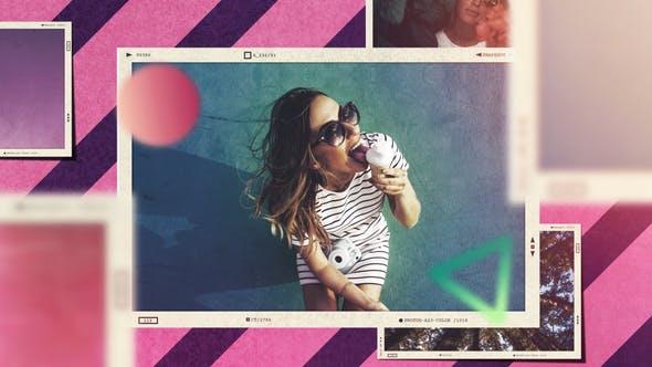 Videohive Modern Slideshow 32186362