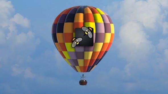 Videohive Air Balloon Logo 26719477