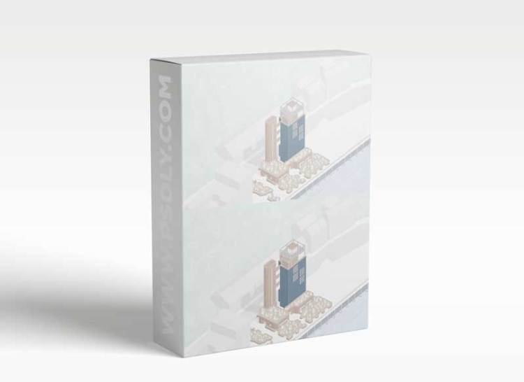 Architecture Post Digital Collage ( Masterplan )