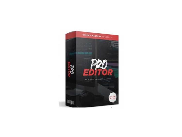 Cinema Mastery - Pro Editor Ultimate Bundle (Tutorial + Assets)