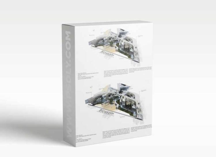 Create a Professional Architectural Portfolio using Adobe InDesign