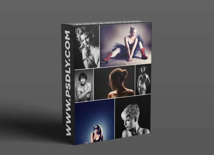 Damien Lovegrove - Lighting Studio Portraits