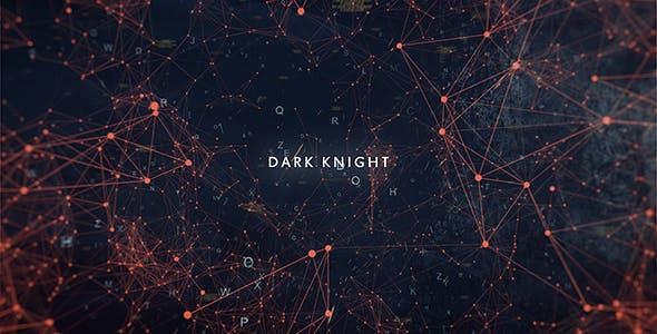 Videohive Dark Knight 19761500