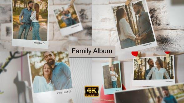 Videohive Family Album 2 23994944