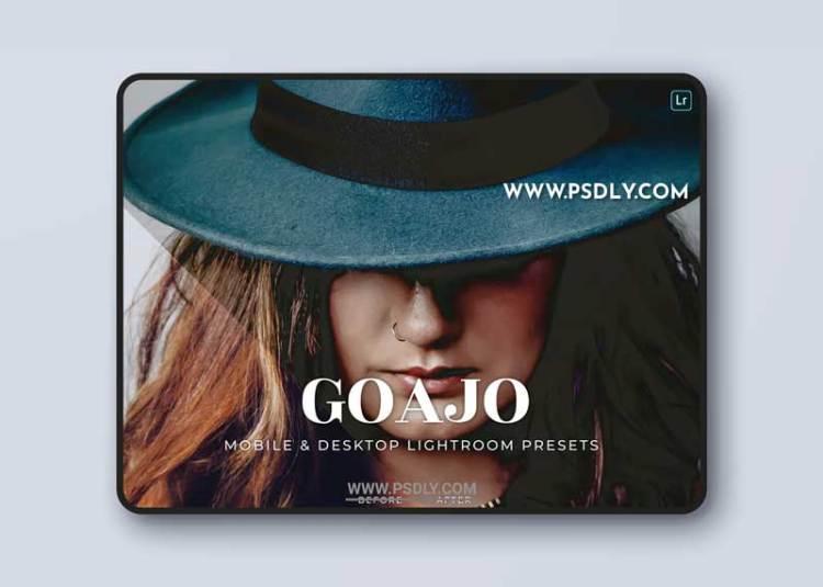 Goajo Mobile and Desktop Lightroom Presets