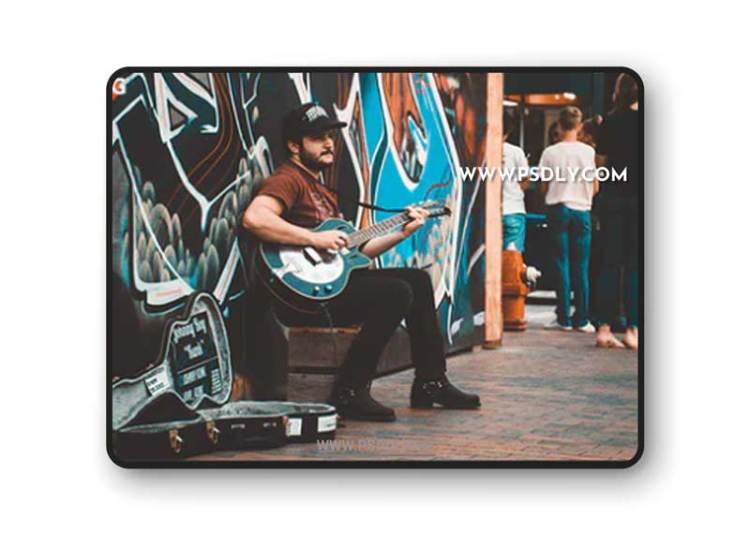 GraphicRiver - Pastel Urban Lightroom Preset 23125683