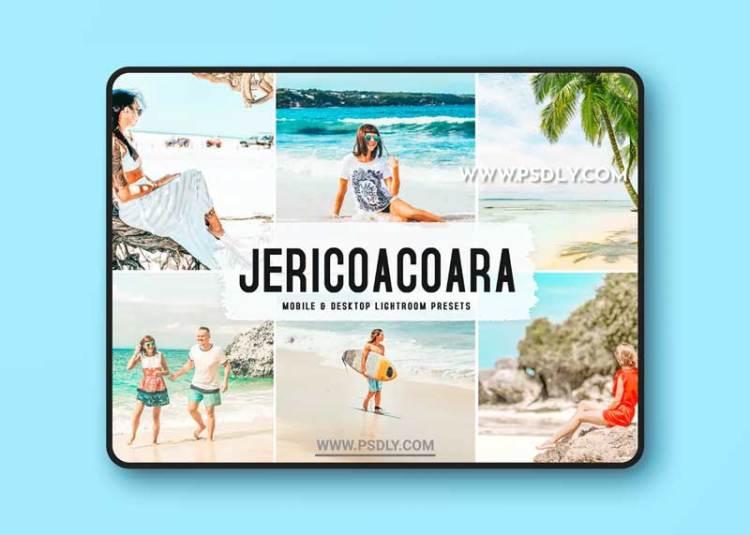 Jericoacoara Mobile & Desktop Lightroom Presets