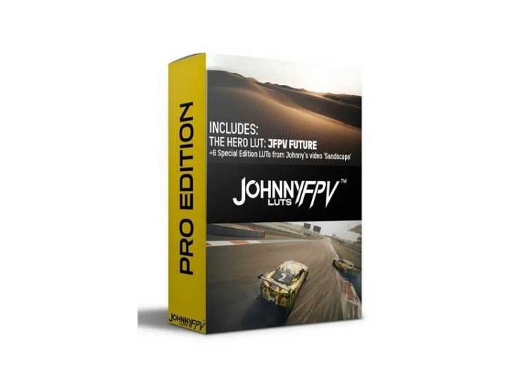 Johnny FPV x Jake Irish - Johnny FPV™ LUTS (PRO Edition)