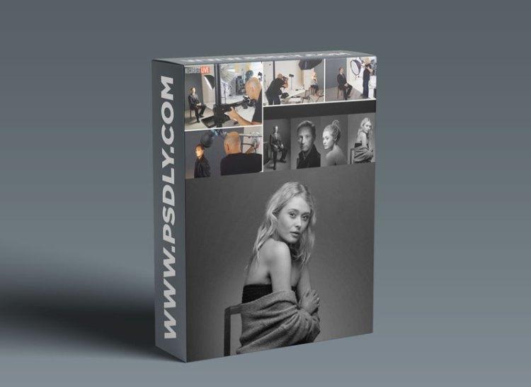 Karl Taylor Photography - Shooting Black & White Beauty Portraits