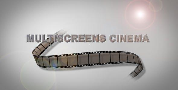 Videohive Multiscreens_Cinema 242059