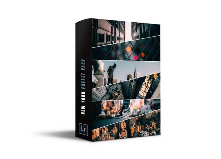 New York Pack - 20 Premium Presets