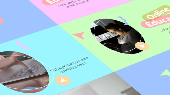 Videohive Online Education Promo 33224608