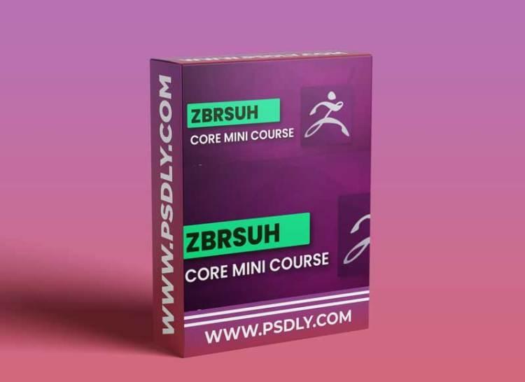 Zbrush Core Mini Tutorial: Learn Sculpting From Scratch